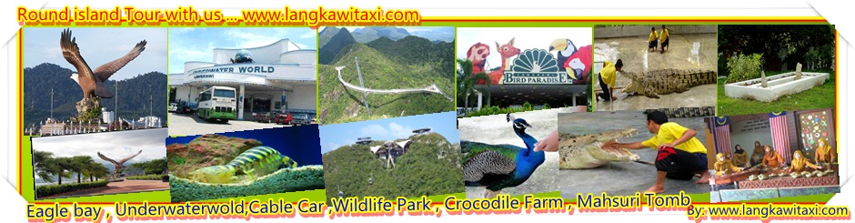 langkawi island tour package